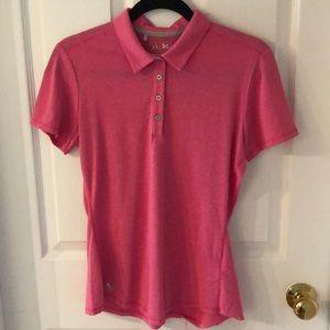 Adidas Pink Polo